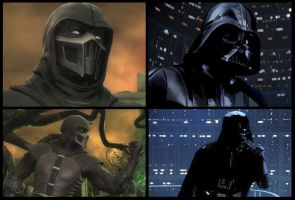 Darth Noob Saibot by SOLDIER-Cloud-Strife