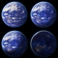 W20131021 - Water Planet test by StMan