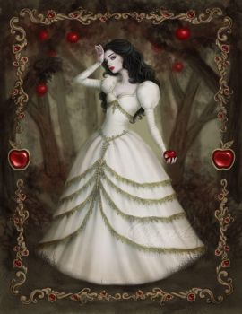 Snow White by Enamorte