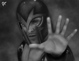 MAGNETO MASTER OF MAGNETISM by HenryTownsend