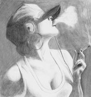 Smokin by J-Mah