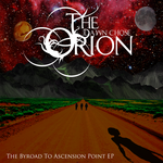 'The Byroad To Ascension Point EP' cd cover by XxHXCLIONxX