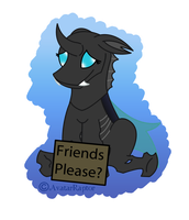 MLP:FIM: Friends Please? by AvatarRaptor