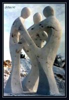 Entwined by sculptin