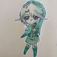Another Link-Chibi by Ropes-Gekritzel