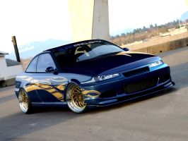 opel calibra by backo-designs