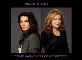 Rizzoli and Isles by GoddessGunwolf