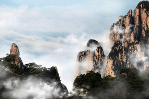 Huang Shan Mountain-14 by SAMLIM
