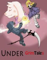 under Grim Tales cover by BloodNoryana