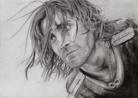 Jake Gyllenhaal Prince of Persia by Mika2882
