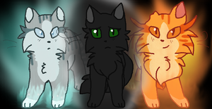 There Will be Three by JewelyCat