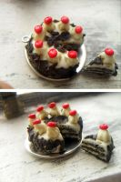 Miniature Black Forest Cake by margemagtoto