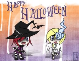 Halloween 2011 by mell0w-m1nded
