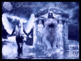 Procession of Bast by silentfuneral