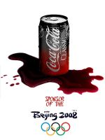 Coke-Beijing2008 by TheWojo