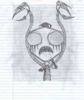 Candys Killer Remake of Zim Crazy In the Head by irkenzim123