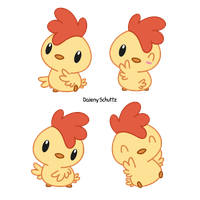 Little Rooster by Daieny