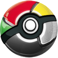 Chromeball-Google Chrome Poke by Azerik92