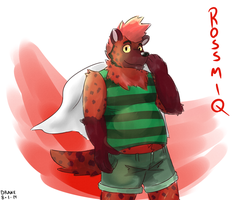 [Trade] Rossmiq by WolfieDrake