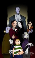 Addams family by Blazingwire