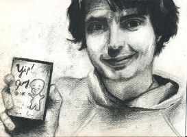 daniel johnston by marykochan