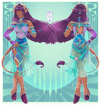 :Comm: Outfit for Valtha by MMtheMayo