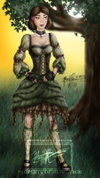 Forest Princess [CONTEST] by Shawneigh
