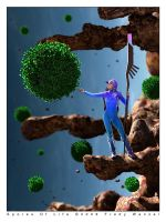 Spores Of Life by Fredy3D