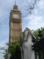 big ben by Din0saur