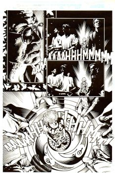 DR. STRANGE: FLIGHT of BONES issue #1 page 15 by Ray-Snyder