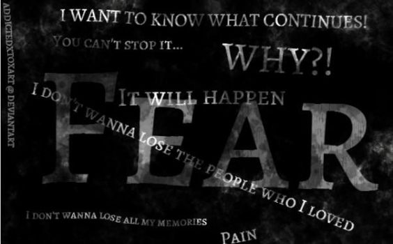 Fear by addictedxtoxart