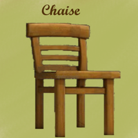 Chaise by patate18