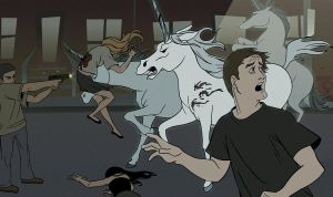 When Unicorns Attack. by endoftheline