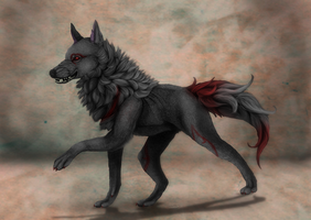 Don't mess with me + SPEEDPAINT by neko-systeme