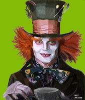 The Mad Hatter by gilly15