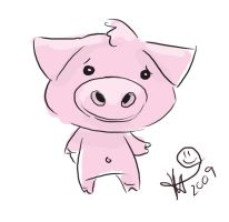 Little Pig little pig by Lelpel