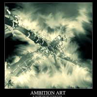 Ambition Art Creation by Terminater