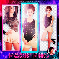 Pack png Ale Liao - Rosario by Rosario-Editions