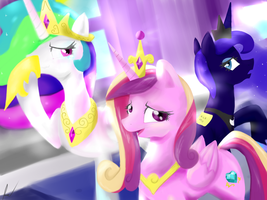 Princess Prank by Rixnane