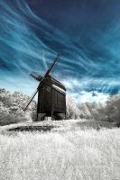 _ The Old Mill _  IR 02 _ by EYELIGHTZONE