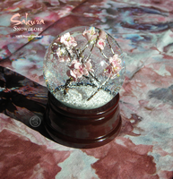 : Sakura Snowglobe FOR SALE! : by BastardPrince