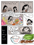 A Comic About Being Hungry by TheEmptypot