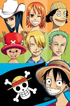 One Piece by chieripie