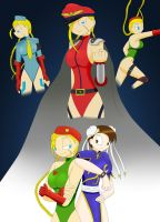 Cammy 20 anniversary contest entry by drake-rex