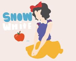 Snow White by Endette