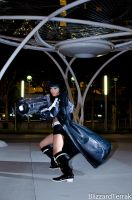 NCF13 - Black Rock Shooter by BlizzardTerrak