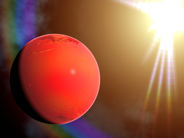 Red Planet by Enigmatic-Andy