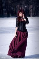 Red and Snow [2] by Luin-Tinuviel