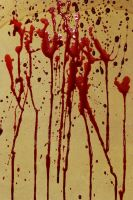Blood Splatter 1 by KameleonKlik