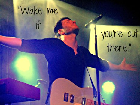 Wake Me If You're Out There - Owl City by angstyish